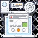 Web Feedback Customer Reviews Customer Ratings Icon