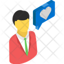User Experience Feedback Testimonial Icon