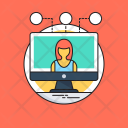 User Experience Interface Icon