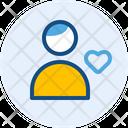User Favorite Icon