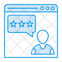 User feedback Icon
