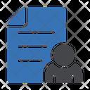 User File File Document Icon