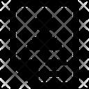User File User Graph Icon