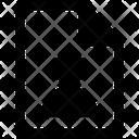 User File User Profile Icon