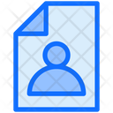 User File User File Icon