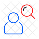 Find Search Magnifier Icon