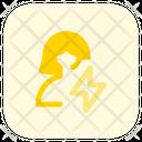 User Flash User Energy Account Energy Icon