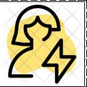 User Flash Icon
