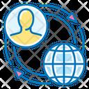 User Flow User Network User Icon