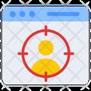 User Target User Goal User Focus Icon