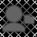 User Folder Files Icon