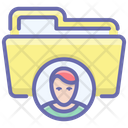 User Folder Personal Folder Directory Icon