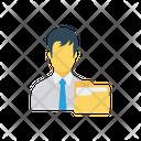 Folder User Director Icon