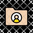 Folder Private Document Icon