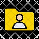Folder Directory Storage Icon