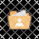 Folder User Private Icon