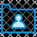 Archive Folder User Icon