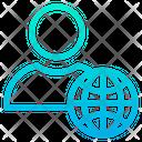 Profile User Global Icon