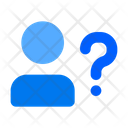 User Help Account Question Icon