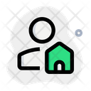 User Home Icon