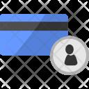 User Id Credit Icon
