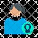 User Idea Profile Idea Female Profile Icon