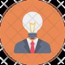 Idea Think Strategy Icon