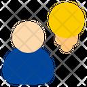 Idea Solution Creative Icon
