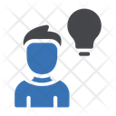 User Idea Idea Creative Icon