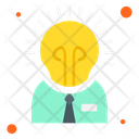 User Idea Idea Innovation Icon