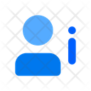 User Info Info Account Icon