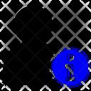 Info User Profile Icon
