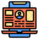 Information Digital Payment Icon