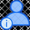 User Information User Info Information Icon