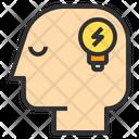 User Innovation User Idea Smart User Icon