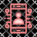 Phone Account Login Icon