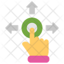 User Interaction Icon