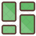 Dashboard Interface User Icon