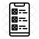 Layout Ui Design Prototype Icon