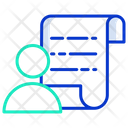 User List File Icon