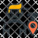 User Location Profile Location Profile Icon