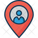 User Location Location Pin Map Pin Icon