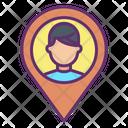Mmap Location User Pointer User Location Person Location Icon
