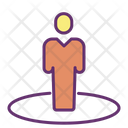 Muser Map Pin Location User Location Person Location Icon