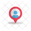 User Map Location Icon
