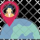 Location Gps Online Location Icon