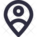 Location User Gps Icon
