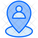 User Location Location Review Icon