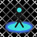 User Location Current Location Icon