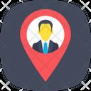 User Location Client Icon